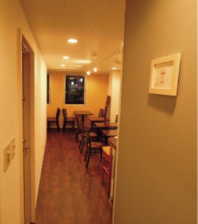 勉強カフェ店内4