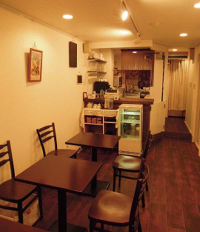 勉強カフェ店内2